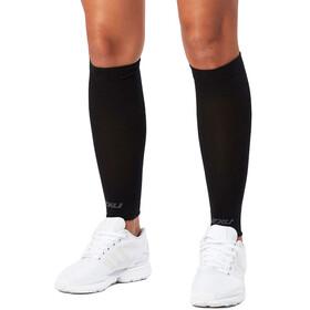 2XU Compression Performence Run Calf Sleeves black/black